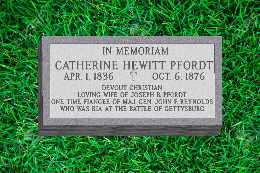 hewitt plaque