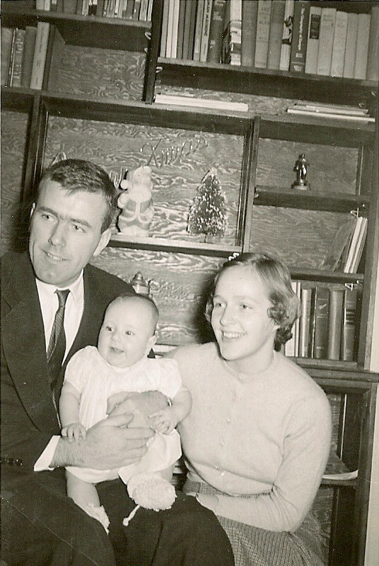 Mary and Parents