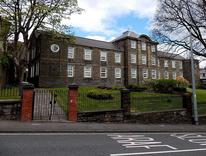 Swansea Wales Union Workhouse
