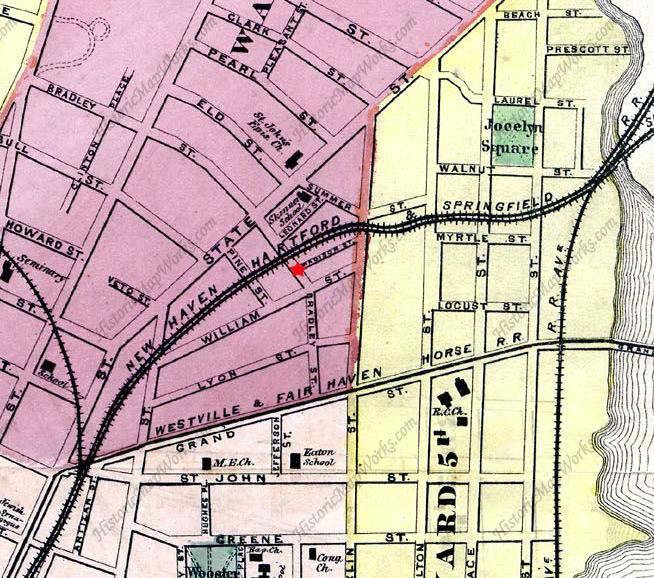 Madison Street 1868