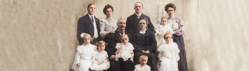 My Genealogy Research